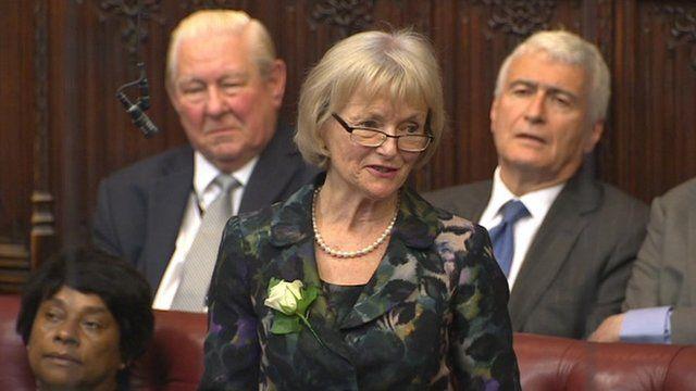 Baroness Kinnock