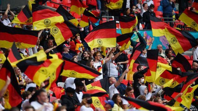 Alman taraftarlar