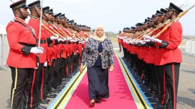 John Pombe Joseph Magufuli dies: Samia Suluhu swear in as Tanzania first  female President afta Magufuli death go easy? - BBC News Pidgin