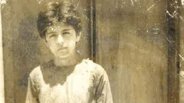 वहीद एरियन के बचपम में ही उनका परिवार भाग कर पाकिस्तान चला गया