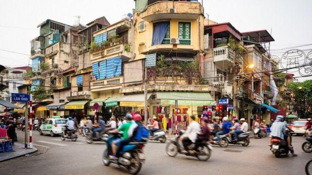 Vietnam waxa ay leedahay mid ka mid ah dhaqaalaha sida wayn u kobcaya ee Aasiya