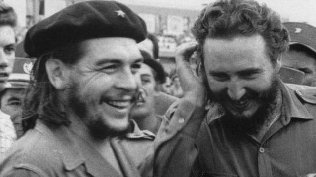 Che Guevara a tenu un rôle clé dans la révolution cubaine