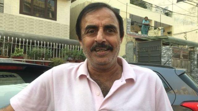 Kamal Narula, tetangga Suneja.
