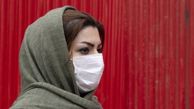 ईरानी महिला