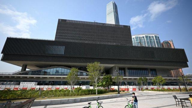 香港M+博物馆