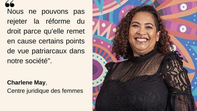 Citation Charlene May