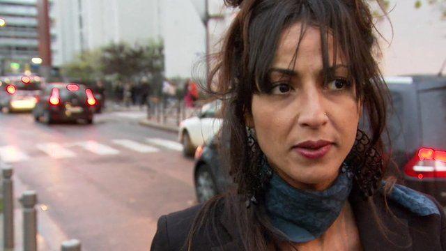 Khemissa, friend of Hasna Ait Boulahcen