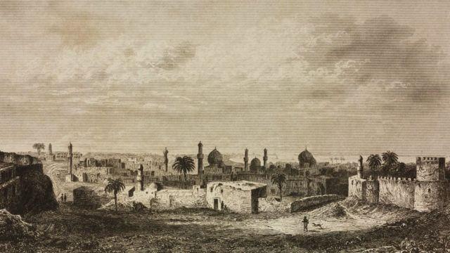 Islam, rumah kebijaksanaan, Khalifah Harun al-Rashid