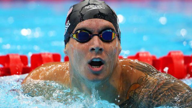 Olímpicos de Tokio: Caeleb Dressel, llamado a ser el sucesor de Michael  Phelps, gana su primer oro - BBC News Mundo