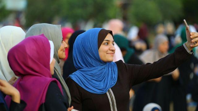 मुस्लीम महिला