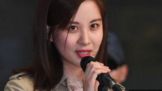 ca sỹ Seohyun