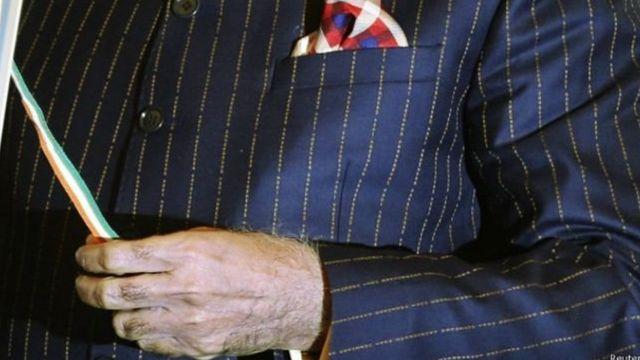 पीएम मोदी का सूट