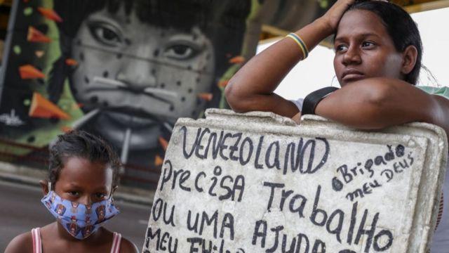 Más de 5 millones de venezolanos han dejado su país.