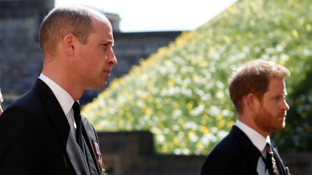 Prens William ve Prens Harry