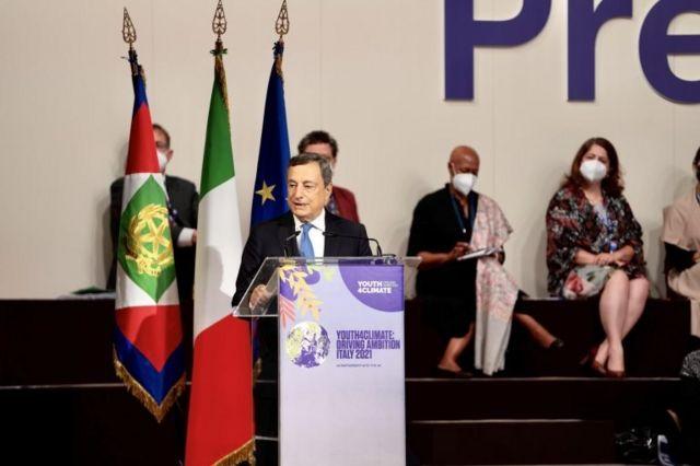 İtalya Başbakanı Mario Draghi