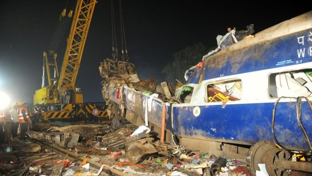 انڈیا ٹرین