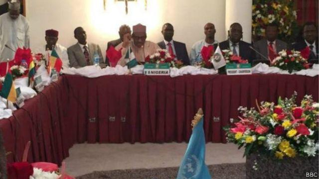 Le cinquantième sommet de la CEDEAO a discuté de la crise gambienne.