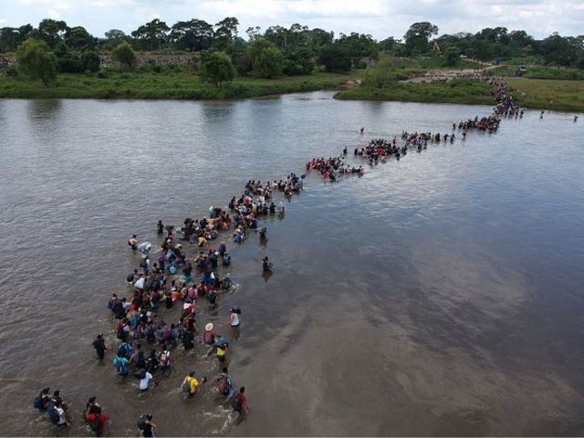 مهاجران السالوادور