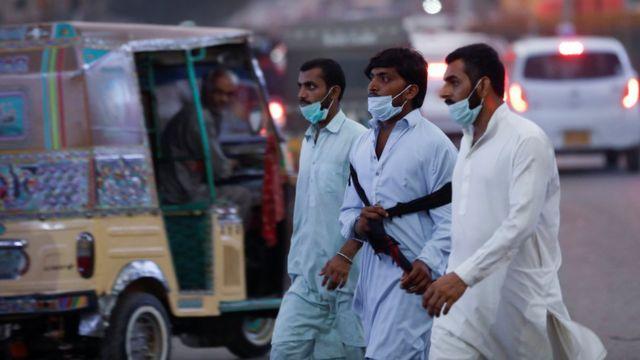 پاکستان میں کورونا
