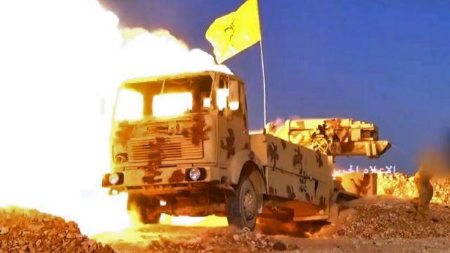 تصاویر حزب الله
