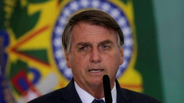 Jair Bolsonaro, President of Brazil