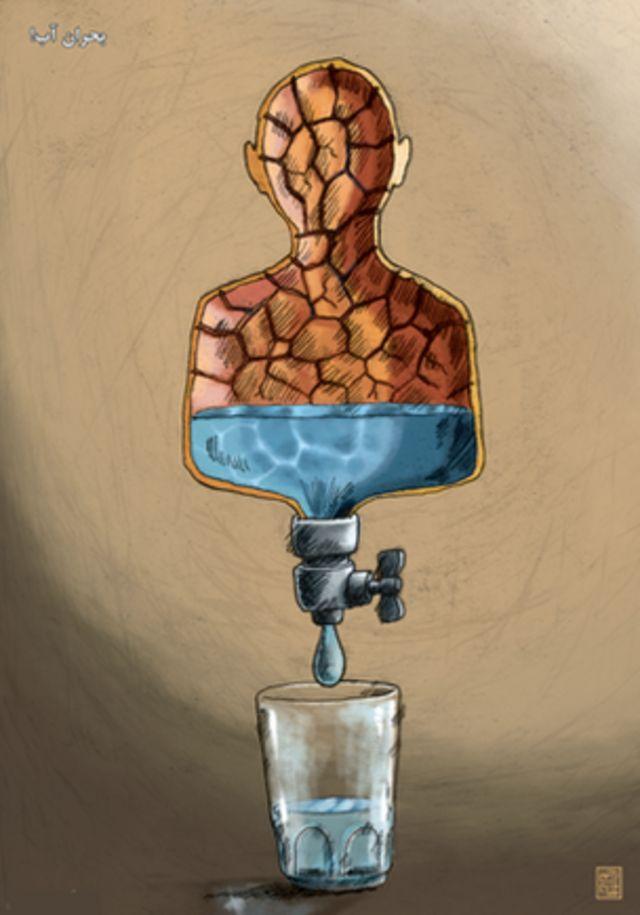 کارتون هادی رحمتی، شهروند
