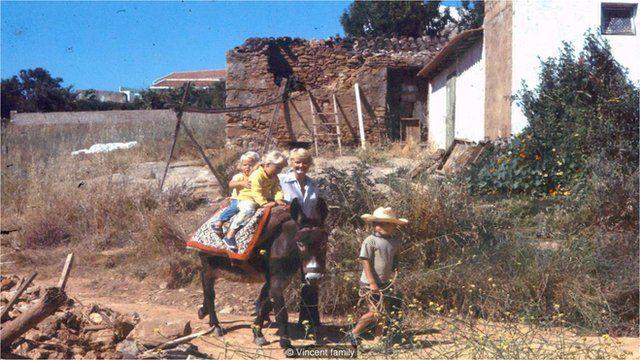 40年前,萨莉•文森特从英国迁居葡萄牙。