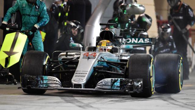 Hamilton, F1, Formula Satu