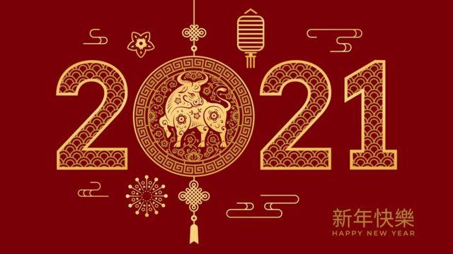 2021 es año del buey en el calendario chino