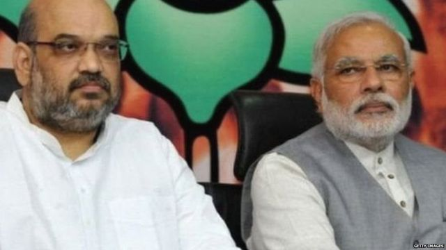 amit shah, narendra modi, Gujarat election 2017