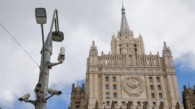 Rusko ministarstvo spoljnih poslova