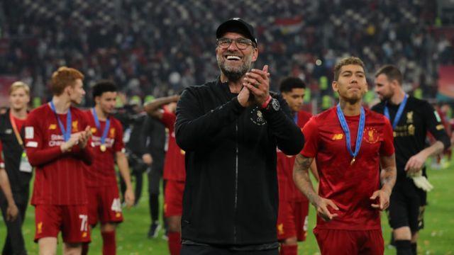 Liverpool ta lashe kofin duniya karon farko