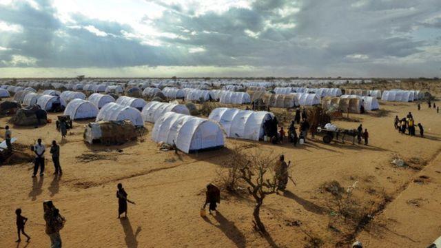 Le Kenya affirme que le camp de réfugiés de Dadaab aurait servi de base aux islamistes shebab pour planifier des attaques dans son territoire.