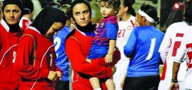 نیلوفر اردلان، کاپیتان تیم فوتسال به خاطر مخالفت همسرش جام ملتهای آسیا را از دست داد