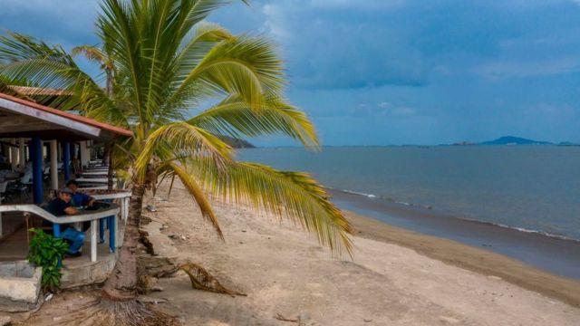 Playas de Panamá.