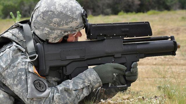 Smart grenade launcher set for 'final tests' with US Army