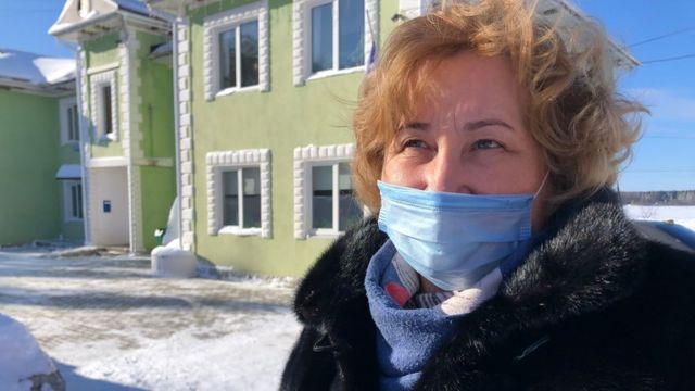 Galina Bordadymova