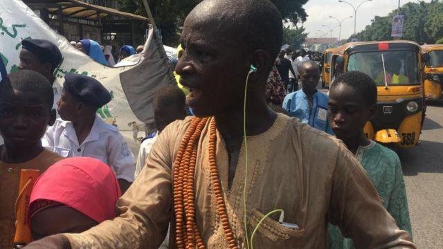 Bikin Maulidi a Abuja, 11 ga watan Nuwamba, 2019