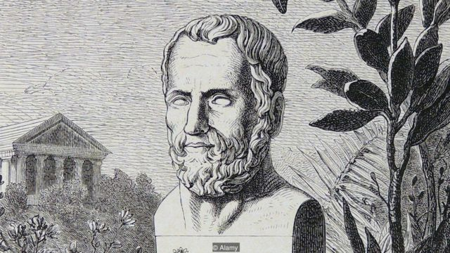 Teofrasto, conocido como el padre de la botánica, se interesó en el silfio. (Foto: Alamy)