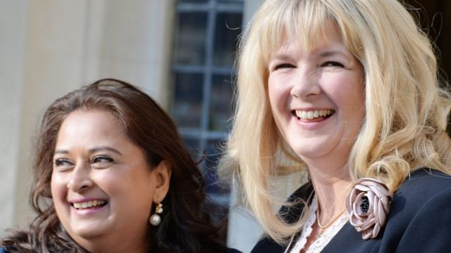Divorce ruling: Alison Sharland and Varsha Gohil win appeal