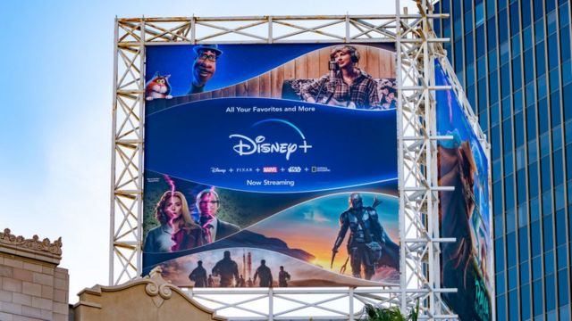 Oferta de Disney+