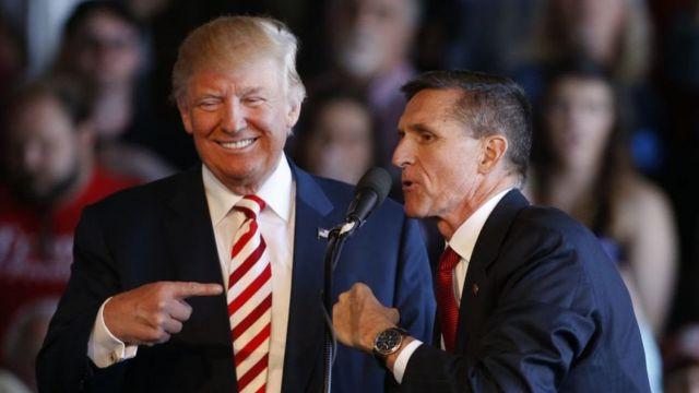 Michael Flynn démissionne pour des contacts inappropriés avec la Russie
