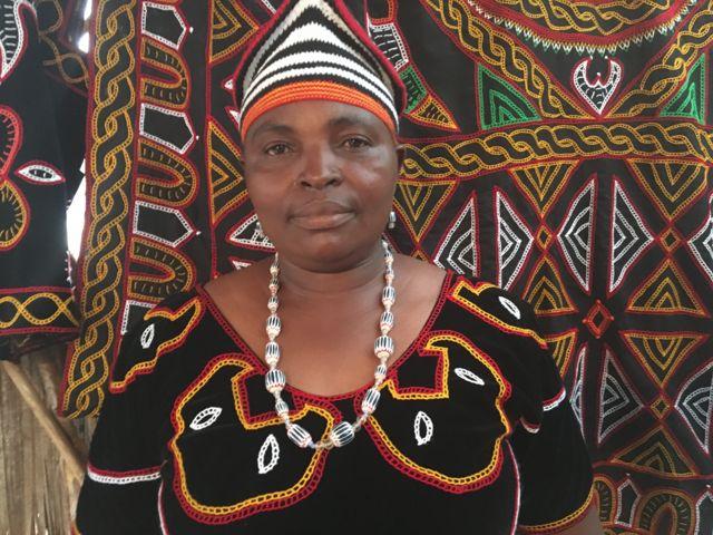 Eveline Nchubu