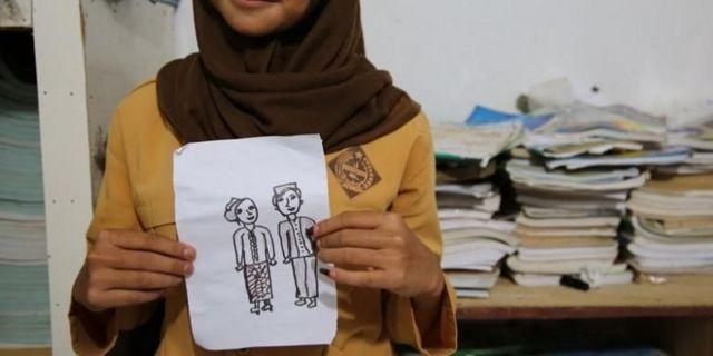 Di sebagian daerah di Indonesia, perkawinan anak menjadi hal lumrah dan mengakar dalam budaya masyarakat (ilustrasi)