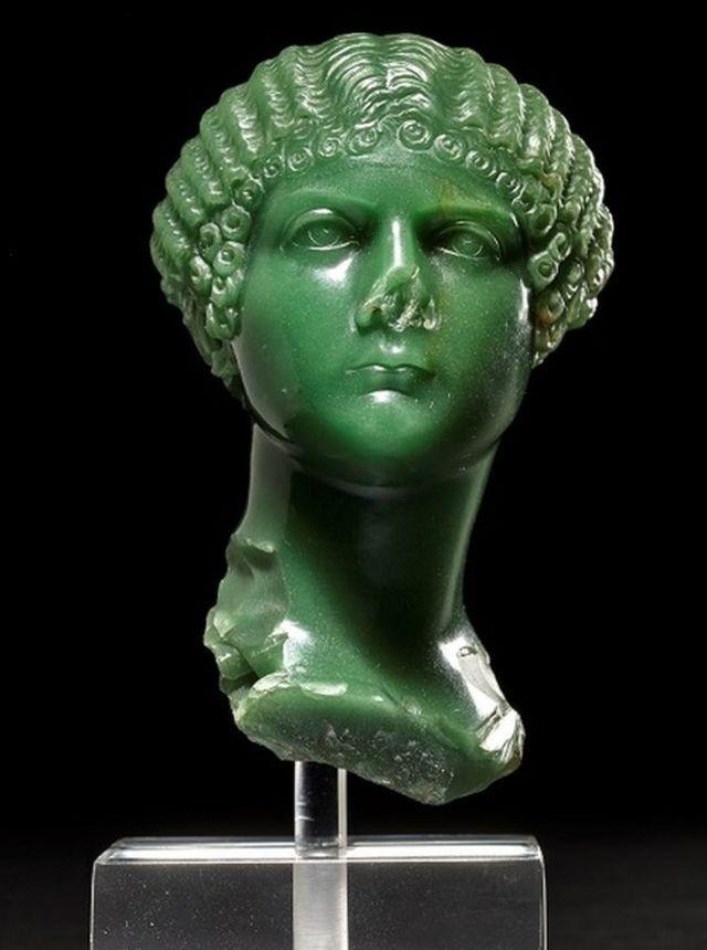 Busto de Agripina