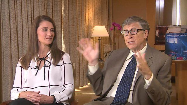 Bill Gates: Meeting poverty goals 'won't be easy'