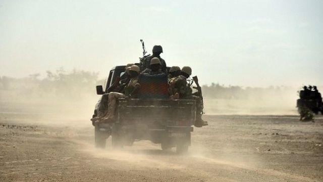 L'attaque a visé une position de l'armée nigérienne dans cette localité de Baroua au sud-est du pays proche de la frontière avec le Nigeria.