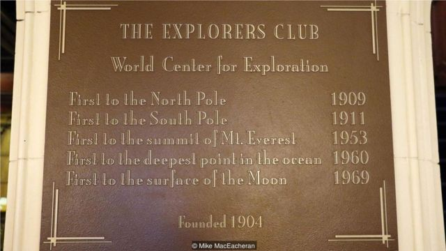 尽管探险家俱乐部有一段辉煌的历史,但现任主席威斯说,俱乐部的成员关注的是未来。