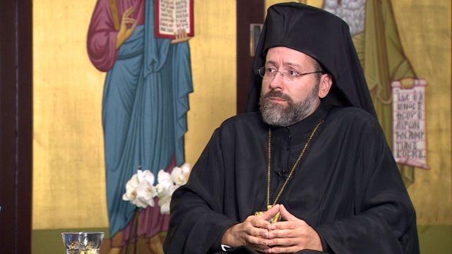 Арихиепископ Иов (Геча)