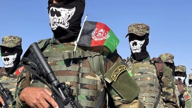 Afgan özel kuvvetleri